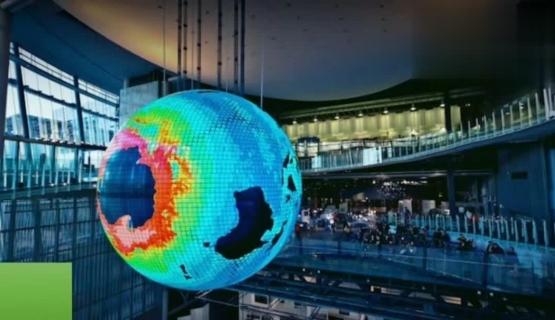 SR LED Ball System